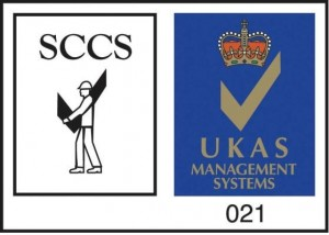 UKAS and SCCS Logo for SWP